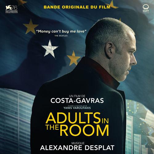 Alexandre Desplat Adults in the Room