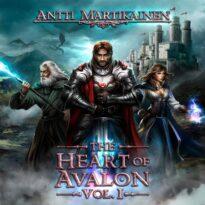 Antti Martikainen The Heart of Avalon, Vol. 1
