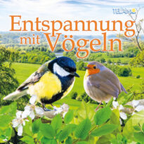 Entspannung mit Vögeln