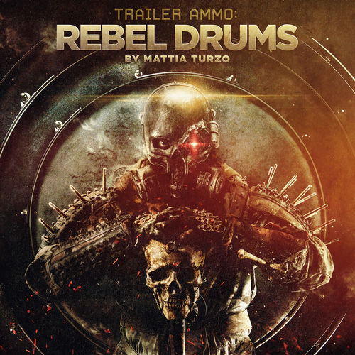 Mattia Turzo Trailer Ammo: Rebel Drums
