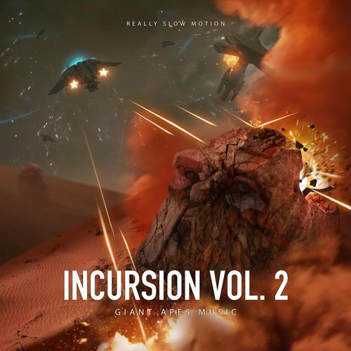 Really Slow Motion - Incursion Vol 2