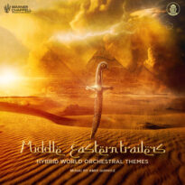 Amir Gurvitz Middle Eastern Trailers