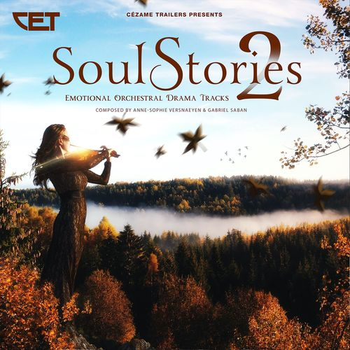 Gabriel Saban Soul Stories 2