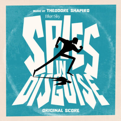 Theodore Shapiro Spies in Disguise