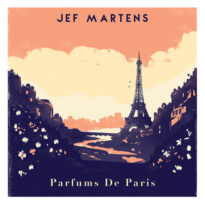 Jef Martens Parfums de Paris