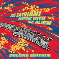 Joe Satriani Surfing with the Alien (Deluxe Edition)