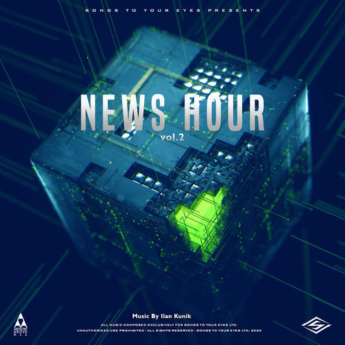Songs To Your Eyes News Hour, Vol. 2