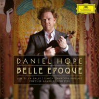 Daniel Hope Belle Époque