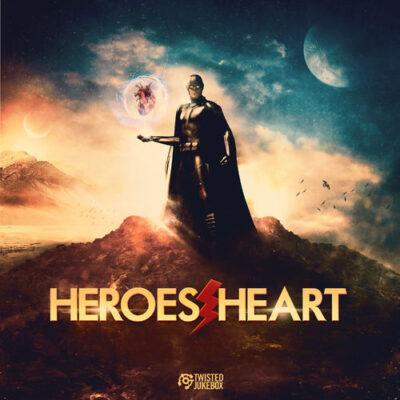 Twisted Jukebox Heroes Heart