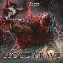 Atom Music Audio Blood Crave