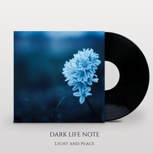 Dark Life Note Light and Peace