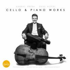 Patxi Aizpiri, Gabriel Urena Cello & Piano Works
