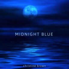 Christine Brown Midnight Blue