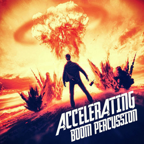 Gothic Storm Accelerating Boom Percussion