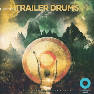 Michael Maas Trailer Drums