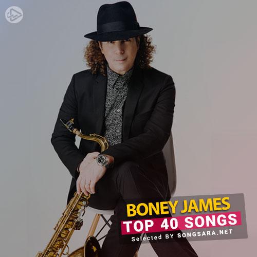BONEY JAMES