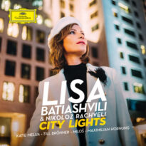 Lisa Batiashvili City Lights