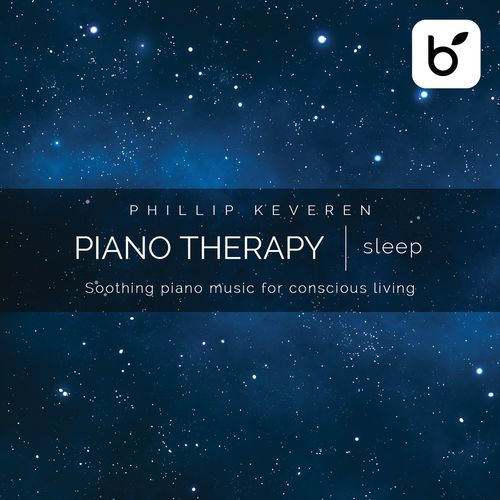 Phillip Keveren Piano Therapy: Sleep