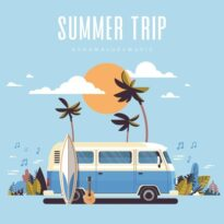 AShamaluevMusic Summer Trip