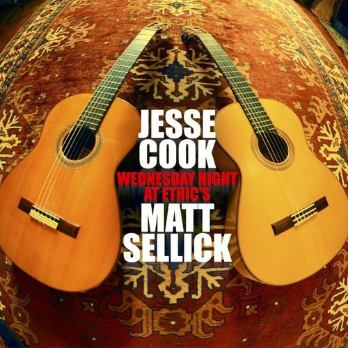 Jesse Cook Wednesday Night at Etric's