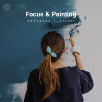 Focus & Painting (Playlist By SONGSARA.NET)