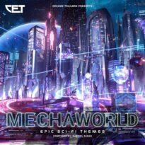 Gabriel Saban Mechaworld (Epic Sci-Fi Themes)