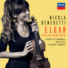 Nicola Benedetti Elgar