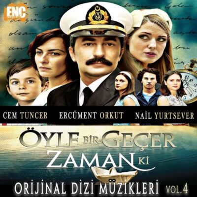 Cem Tuncer Öyle Bir Geçer Zaman Ki (Orijinal Dizi Müzikleri), Vol. 4