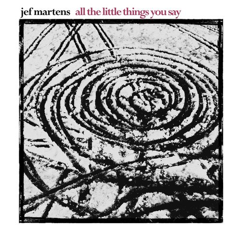 Jef Martens All The Little Things You Say