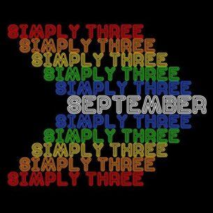 Simply Three September