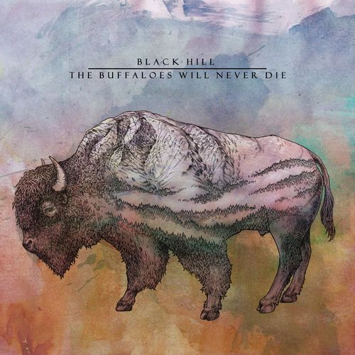 Black Hill The Buffaloes Will Never Die