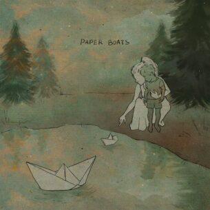 Denis Stelmakh Paper Boats