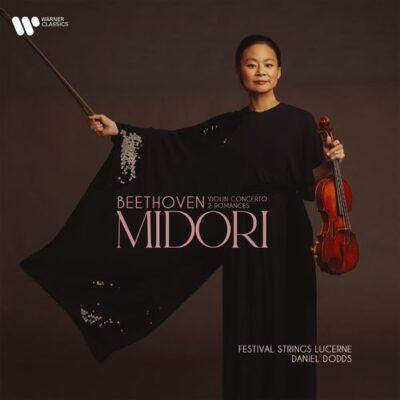 Midori Beethoven: Violin Concerto & Romances Nos 1 & 2
