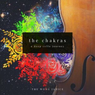 The Chakras: A Deep Cello Journey