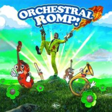 Gothic Storm Orchestral Romp!