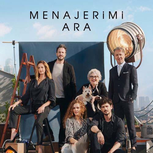 Menajerimi Ara, Vol.1 (Orijinal Dizi Müzikleri)