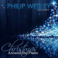 Philip Wesley Christmas Around the Piano