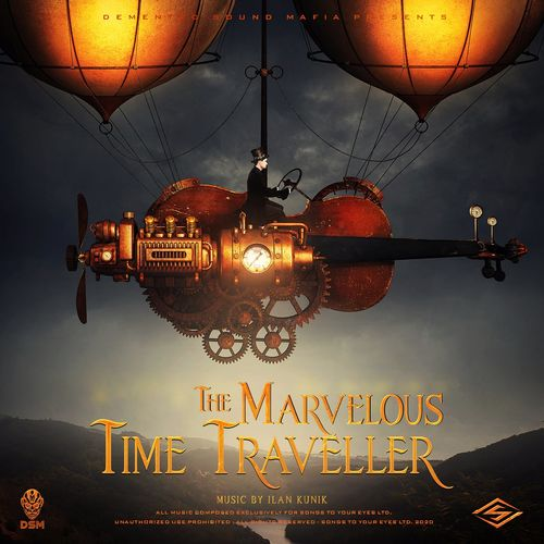 Songs To Your Eyes The Marvelous Time Traveller