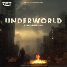 Cezame Trailers Underworld (Dystopian Hybrid Themes)