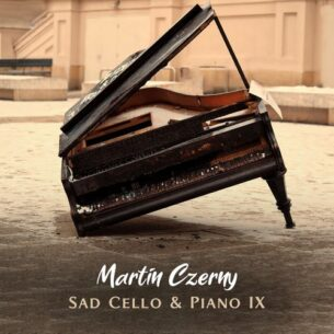 Martin Czerny Sad Cello & Piano IX
