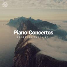 پلی لیست Piano Concertos