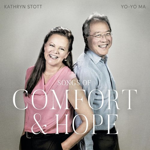 Yo-Yo Ma, Kathryn Stott Songs of Comfort and Hope