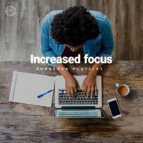 پلی لیست Increased Focus