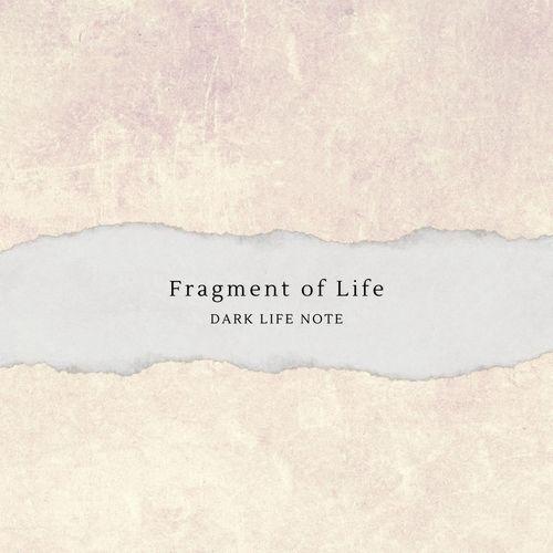 Dark Life Note Fragment of Life