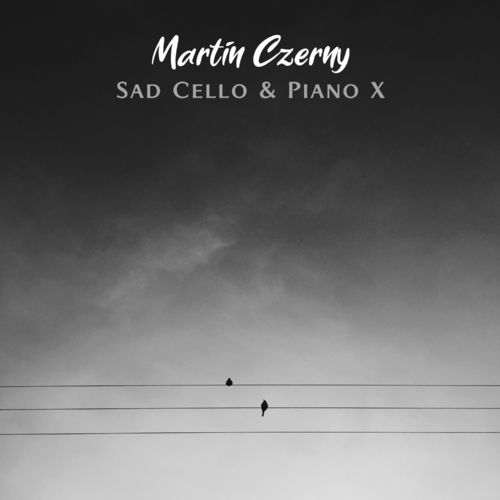 Martin Czerny Sad Cello & Piano X