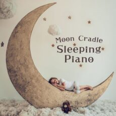 Relax α Wave Moon Cradle - Sleeping Piano