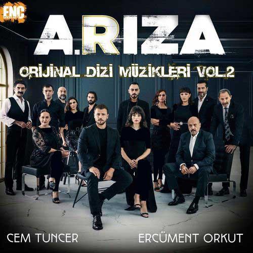 Cem Tuncer Ercüment Orkut Arıza (Orijinal Dizi Müzikleri Vol. 2)