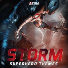 Atom Music Audio Storm: Superhero Themes