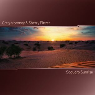 Greg Maroney Sherry Finzer Saguaro Sunrise