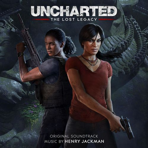 Henry Jackman Uncharted: The Lost Legacy